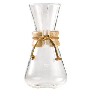 Chemex classic coffeemaker 3kops