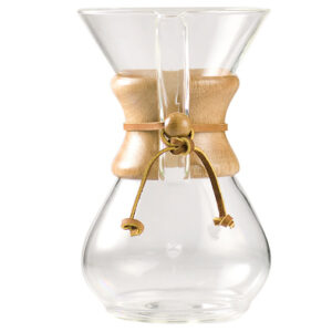 Chemex classic coffeemaker 6kops