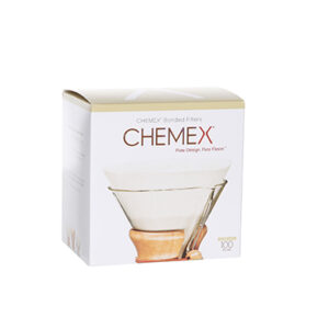 Chemex koffiefilters classic 6-8 kops - voorgevouwen