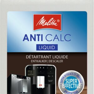 Melitta Anti Calc liquid espresso machines