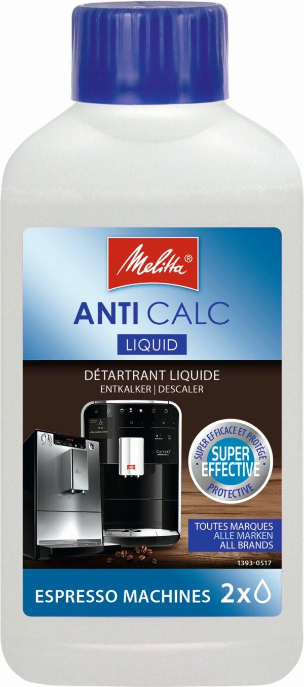 Melitta Anti Calc liquid espresso machines
