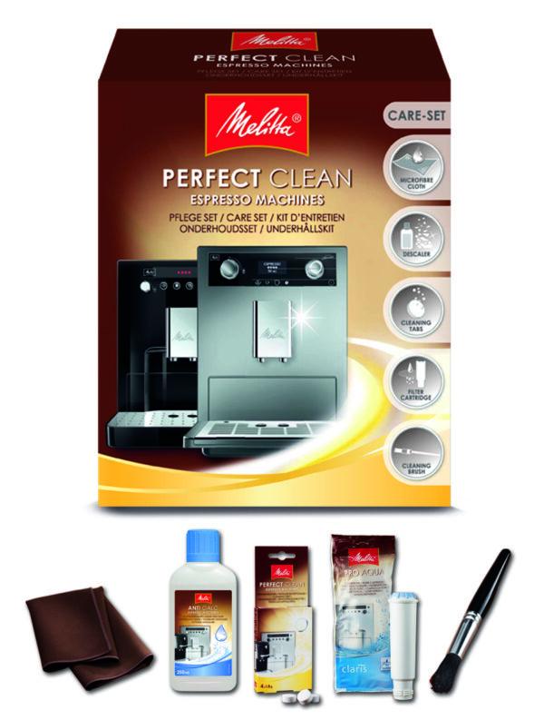 Melitta Perfect Clean onderhoudsset